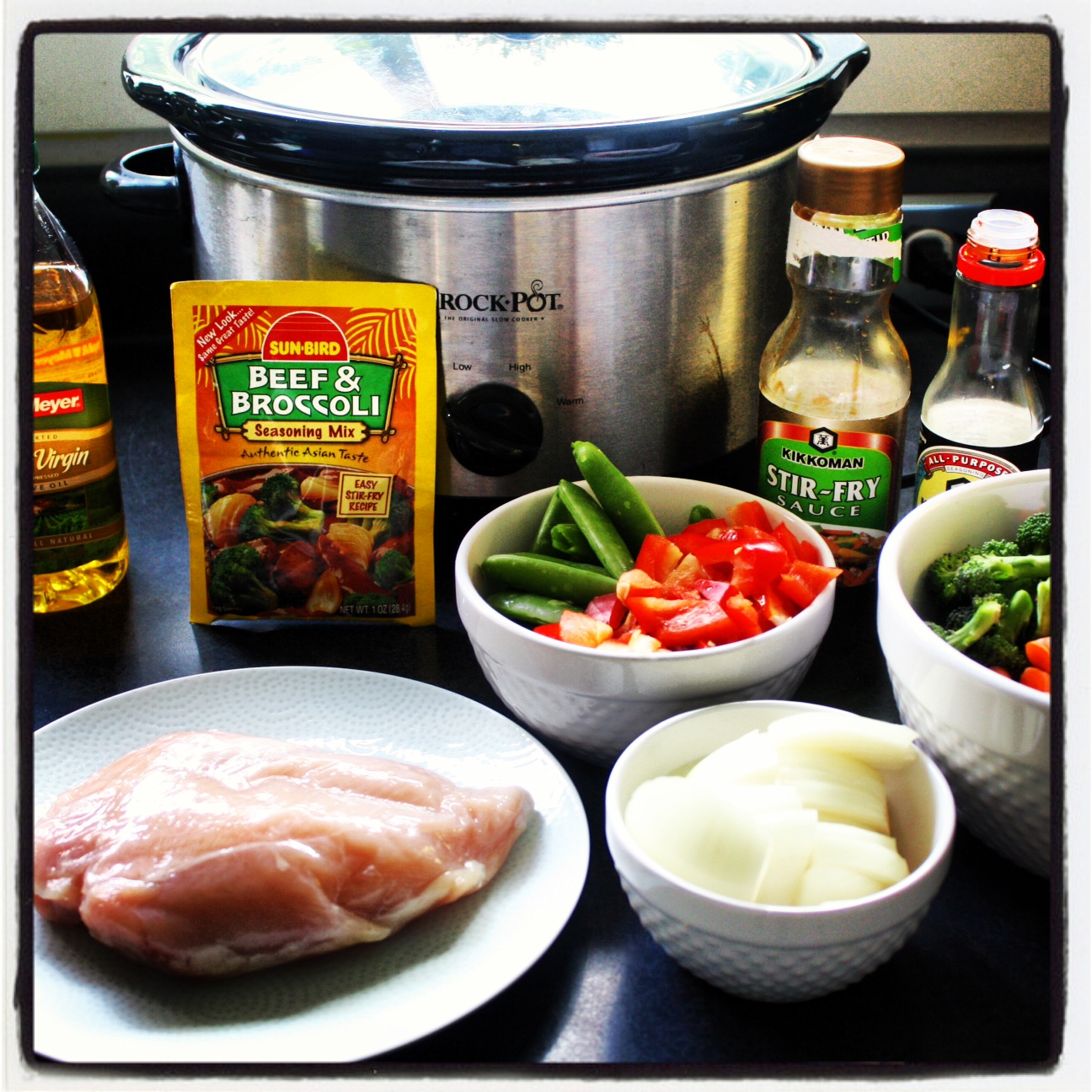 Chicken and Broccoli Crock Pot Recipe