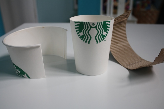 DIY Coffee Cup Project