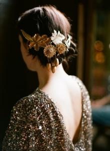 Bride Style Hair