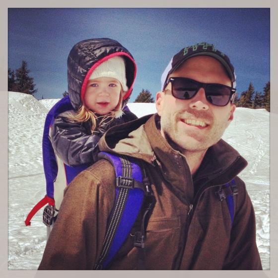 Mt. Hood Snowshoe