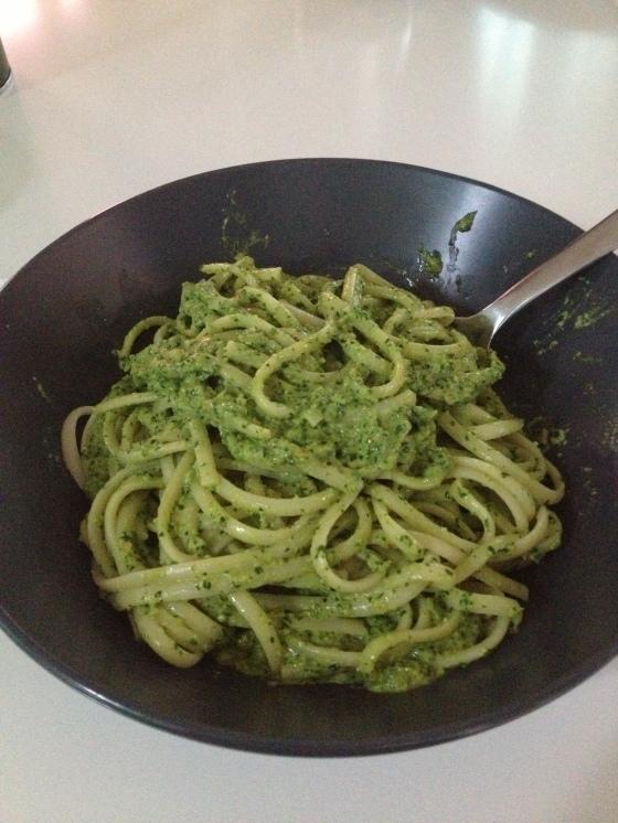 Tasty Tuesday – Seriously EASY Pesto!