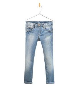 5 pocket Jeans - Zara