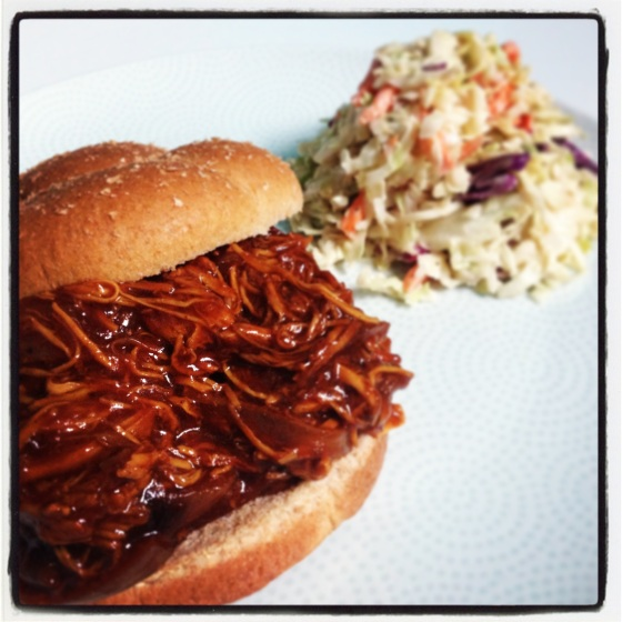 Super Easy Pulled Chicken BBQ Crock-Pot Recipe - Perfect for Game Days!