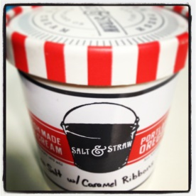 Salt and Straw ice cream