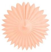 peach flower decoration