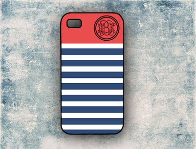 Preppy Iphone Case Etsy