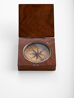Red Envelope Compass