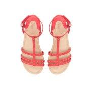 studded ankle strap sandal - ZARA