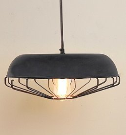 Caged Pendant Lamp Urban Outfitters