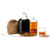 Father's Day Bourbon Beer Kit Uncommon Goods