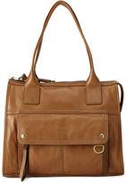 Fossil Morgan Brown Leather Bag Macys
