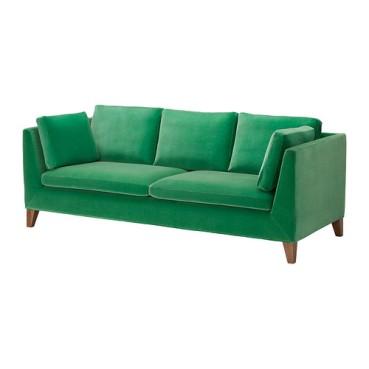 IKEA stockholm-three-seat-sofa