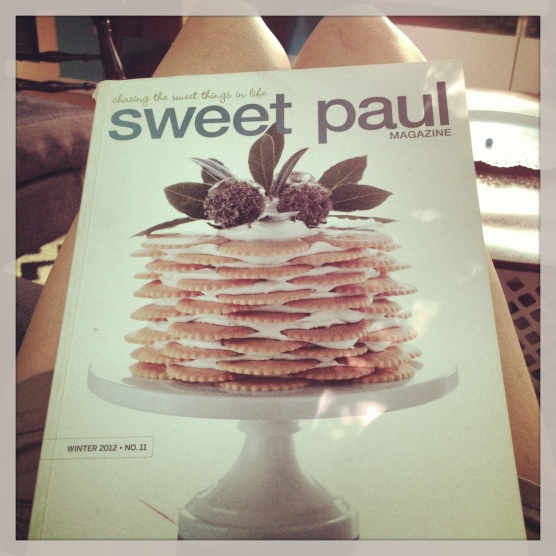Sweet Paul Book Day