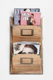 Waiting Room Magazine Rack