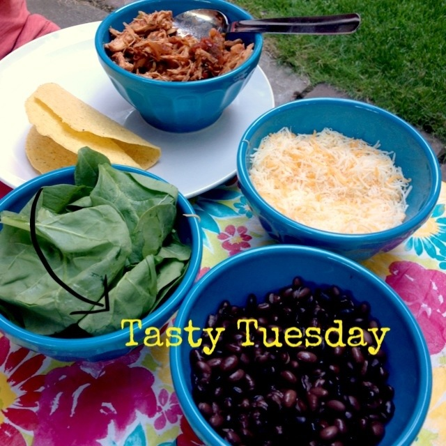 Tasty Tuesday – It's Crock Tastic Chicken Tacos