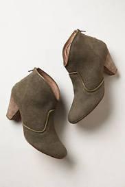 Emma Linen Boot Anthropologie