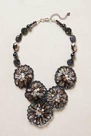 Gem Brocade Necklace Anthropologie