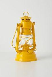 Glass Globe Oil Lamp Anthropologie