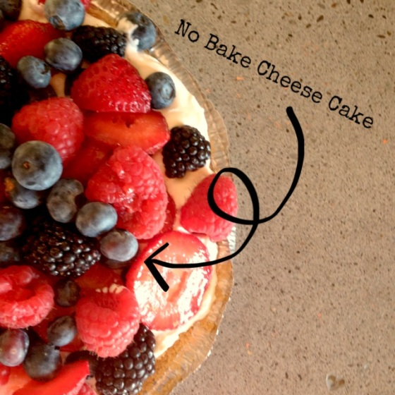 No Bake Cheese Cake