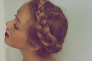 milk maid braid