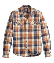 H&M Rustic Plaid Shirt