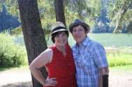 Wendy and D'Ann Wedding Reception 080
