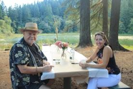 Wendy and D'Ann Wedding Reception 190