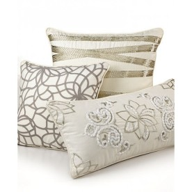 Martha Stewart Shimmer Collection Pillows