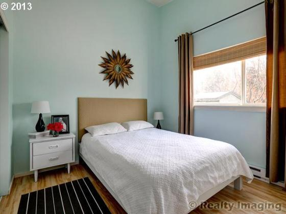 Brooklyn Town Home Master Bedroom
