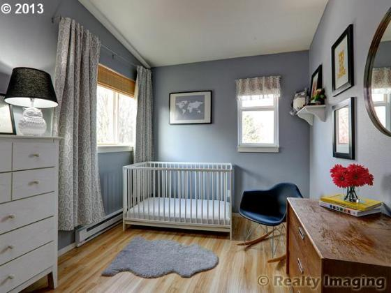 Brooklyn Town Home Toddler Room