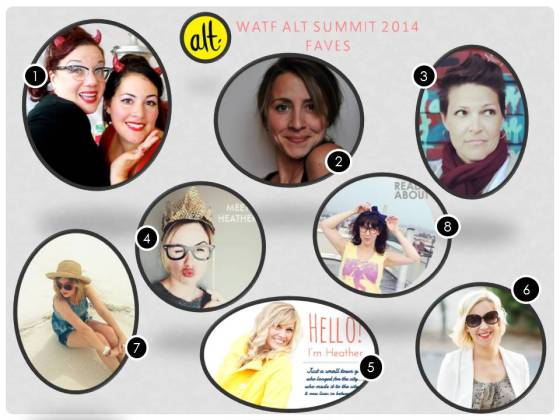 ALT  Summit 2014 Faves