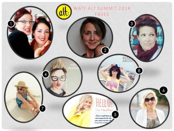 ALT  Summit 2014 Faves