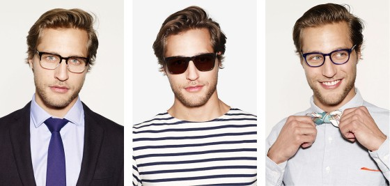 Warby Parker Men's Spring Collection