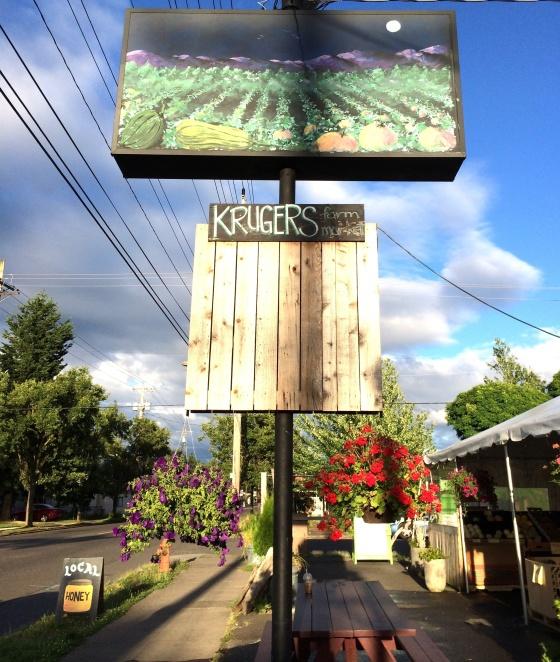 Krugers Farm Lombard Street