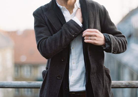 Ouur Chester Wool Coat