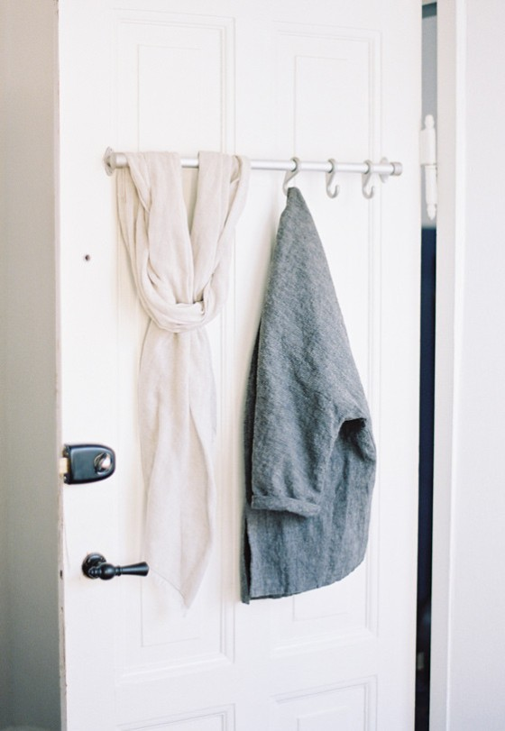 Ouur Cotton Stole and Haori Jacket