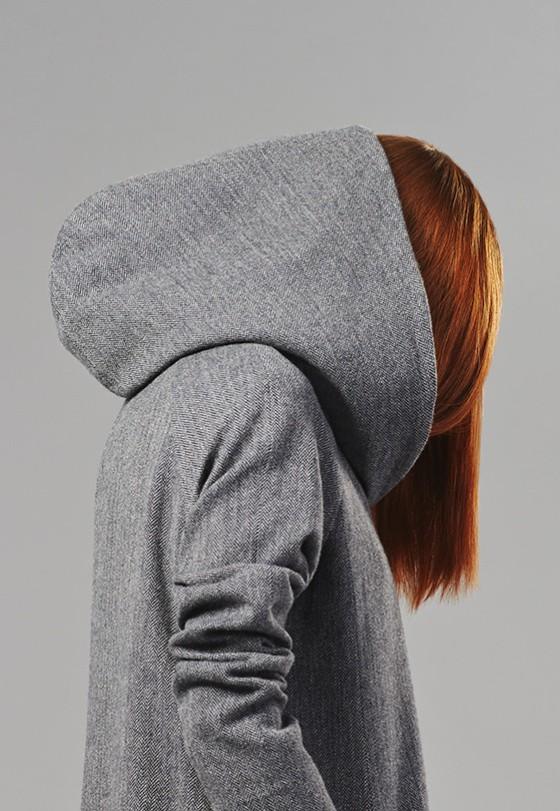 Ouur Hooded Coat