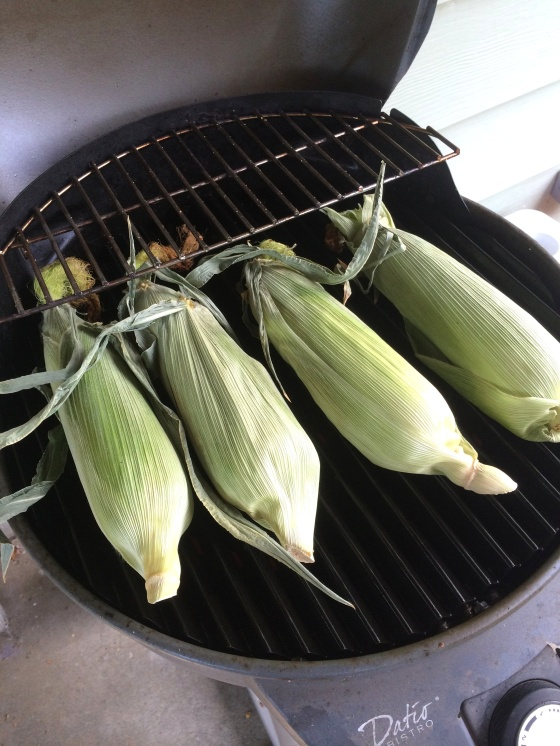 corn on Electric Grill Why all the Fuss