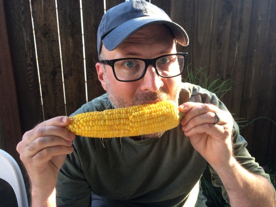 Why all the Fuss Corn on the Cob