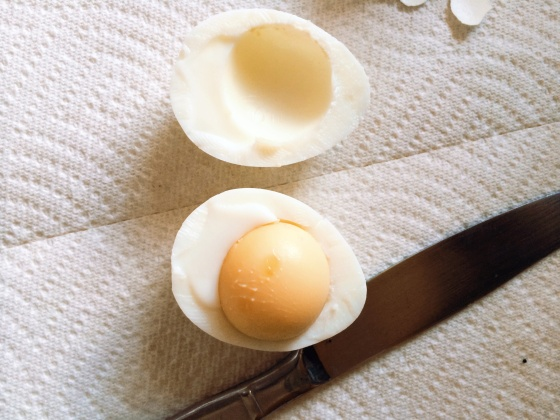 Why all the Fuss Deviled Eggs