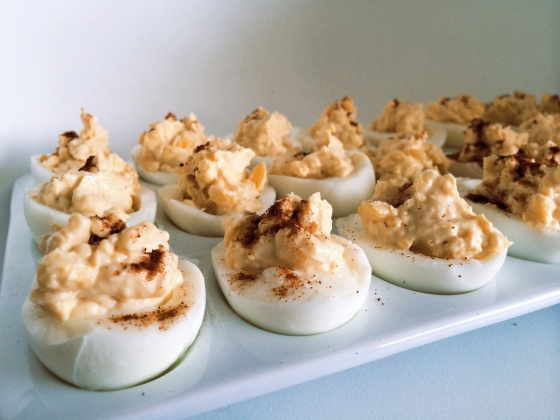 Why all the Fuss Deviled Egg Recipe