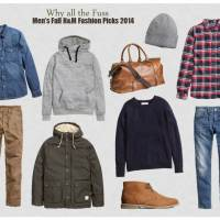 Men's 2014 Fall Fashion Picks on a Budget: Get the Look!
