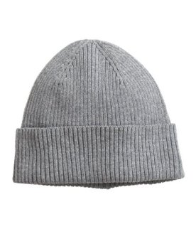 gray watch cap H&M