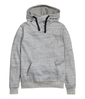 H&M Hooded Sweatshirt