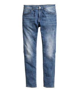 H&;M Slim Fit Jeans Mens