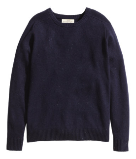 H&M Wool Blend Sweater