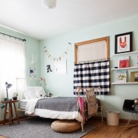 Whimsical Girls Room: Light Blue Lovin'  Style