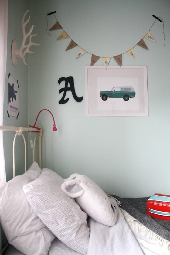 Whimsical Girls Room Light Blue Lovin Style Whyallthefuss